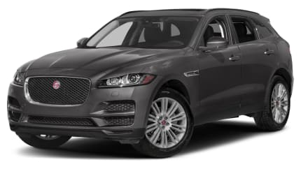 2018 Jaguar F-PACE - All-wheel Drive (20d Premium)