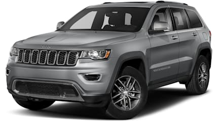 2018 Jeep Grand Cherokee - 4dr 4x2 (Limited)
