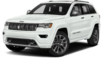 2018 Jeep Grand Cherokee - 4dr 4x2 (Overland)