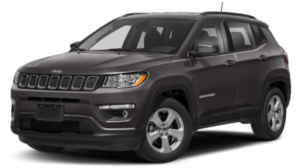 2017 Jeep New Compass - 4dr Front-wheel Drive (Sport)