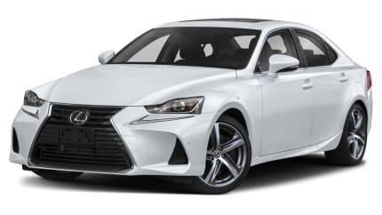 2018 Lexus IS 350 - 4dr Rear-wheel Drive Sedan (Base)