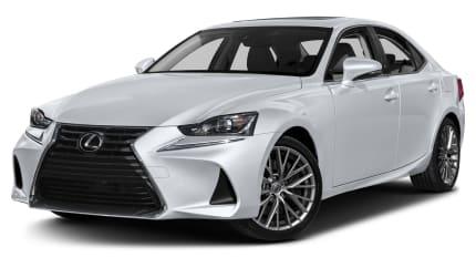 2017 Lexus IS 200t - 4dr Rear-wheel Drive Sedan (Base)