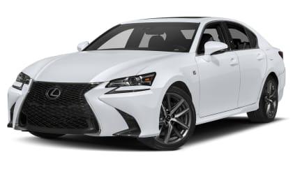 2017 Lexus GS 200t - 4dr Rear-wheel Drive Sedan (F Sport)