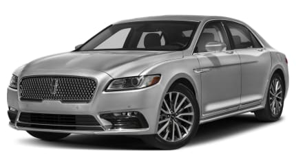 2018 Lincoln Continental - 4dr Front-wheel Drive Sedan (Premiere)