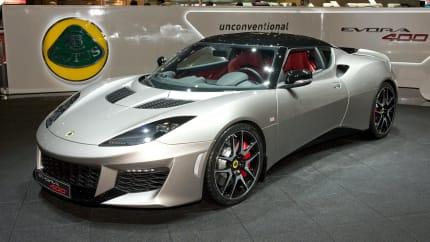 2017 Lotus Evora 400 - Coupe (Base)