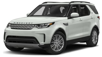 2017 Land Rover Discovery - 4dr 4x4 (SE)