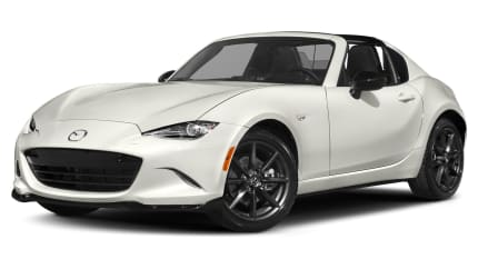 2017 Mazda MX-5 Miata RF - 2dr Coupe (Club)