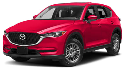 2017 Mazda CX-5 - 4dr Front-wheel Drive Sport Utility (Touring)