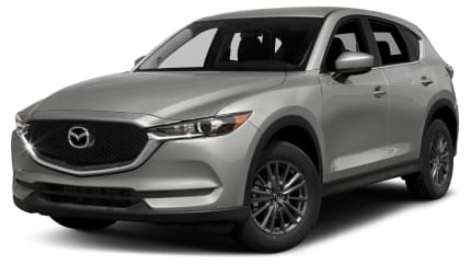 2017 Mazda CX-5 - 4dr All-wheel Drive Sport Utility (Touring)