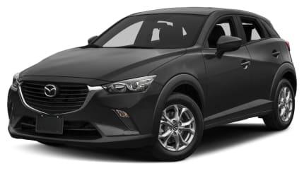 2018 Mazda CX-3 - 4dr All-wheel Drive Sport Utility (Sport)