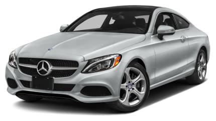 2018 Mercedes-Benz C-Class - C 300 Rear-wheel Drive Coupe (Base)