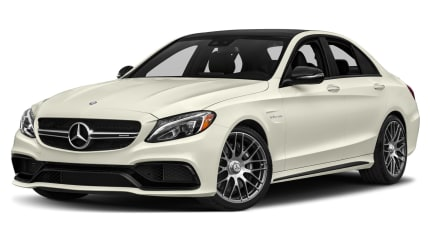 2018 Mercedes-Benz AMG C 63 - AMG C 63 4dr Sedan (Base)