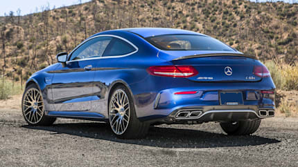 2018 Mercedes-Benz AMG C 63 - AMG C 63 2dr Coupe (Base)
