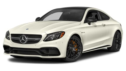 2018 Mercedes-Benz AMG C 63 - AMG C 63 2dr Coupe (S)