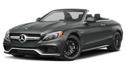 2018 Mercedes-Benz AMG C 63 - AMG C 63 2dr Cabriolet (Base)