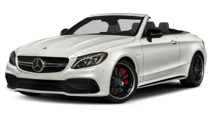 2018 Mercedes-Benz AMG C 63 - AMG C 63 2dr Cabriolet (S)