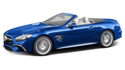 2017 Mercedes-Benz AMG SL - AMG SL65 2dr Roadster (Base)