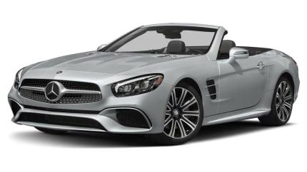 2017 Mercedes-Benz SL 450 - SL 450 2dr Roadster (Base)
