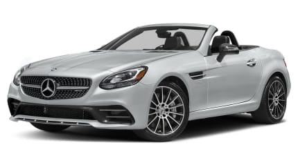 2018 Mercedes-Benz AMG SLC 43 - AMG SLC 43 2dr Roadster (Base)