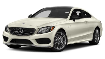 2018 Mercedes-Benz AMG C 43 - AMG C 43 2dr All-wheel Drive 4MATIC Coupe (Base)