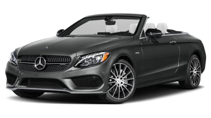2018 Mercedes-Benz AMG C 43 - AMG C 43 2dr All-wheel Drive 4MATIC Cabriolet (Base)