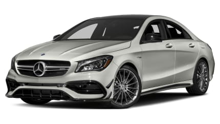 2018 Mercedes-Benz AMG CLA 45 - AMG CLA 45 4dr All-wheel Drive 4MATIC Sedan (Base)