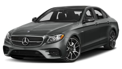 2018 Mercedes-Benz AMG E 43 - AMG E 43 4dr All-wheel Drive 4MATIC Sedan (Base)