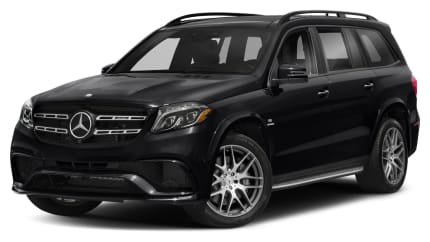 2018 Mercedes-Benz AMG GLS 63 - AMG GLS 63 4dr All-wheel Drive 4MATIC (Base)