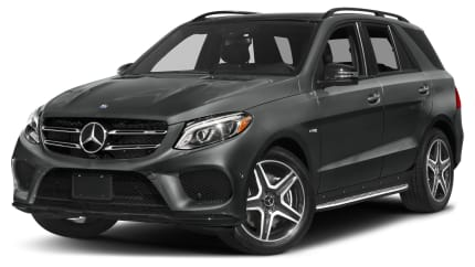 2018 Mercedes-Benz AMG GLE 43 - AMG GLE 43 4dr All-wheel Drive 4MATIC Sport Utility (Base)
