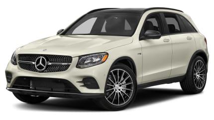 2018 Mercedes-Benz AMG GLC 43 - AMG GLC 43 4dr All-wheel Drive 4MATIC (Base)