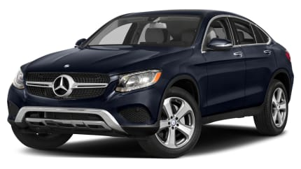 2018 Mercedes-Benz GLC 300 - GLC 300 Coupe 4dr All-wheel Drive 4MATIC (Base)