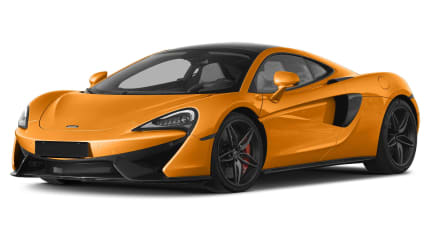 2017 McLaren 570GT - Rear-wheel Drive Coupe (Base)