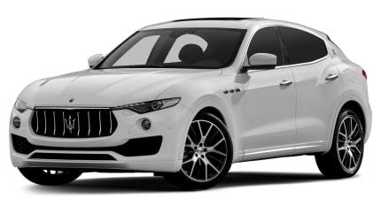 2018 Maserati Levante - All-wheel Drive Sport Utility (Base)