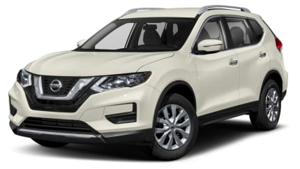 2018 Nissan Rogue - 4dr Front-wheel Drive (S)