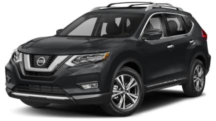 2018 Nissan Rogue - 4dr Front-wheel Drive (SL)