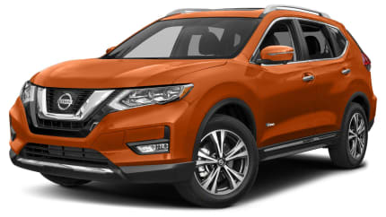 2017 Nissan Rogue Hybrid - 4dr Front-wheel Drive (SL)