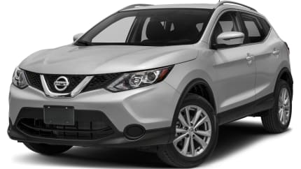 2017 Nissan Rogue Sport - 4dr Front-wheel Drive (S)