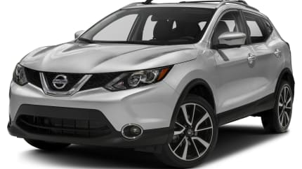 2017 Nissan Rogue Sport - 4dr Front-wheel Drive (SL)