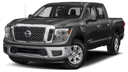 2017 Nissan Titan - 4dr 4x2 Crew Cab 5.6 ft. box 139.8 in. WB (SV)