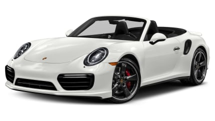 2018 Porsche 911 - 2dr All-wheel Drive Cabriolet (Turbo S)