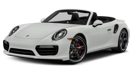 2018 Porsche 911 - 2dr All-wheel Drive Cabriolet (Turbo)