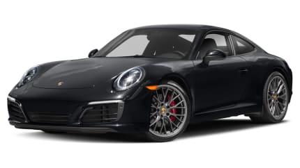 2018 Porsche 911 - 2dr Rear-wheel Drive Coupe (Carrera S)