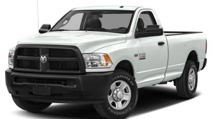 2018 RAM 2500 - 4x2 Regular Cab 140.5 in. WB (Tradesman)