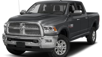 2018 RAM 2500 - 4x2 Crew Cab 149 in. WB (Laramie)