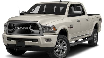 2018 RAM 2500 - 4x2 Crew Cab 149 in. WB (Longhorn)
