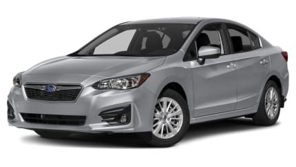 2018 Subaru Impreza - 4dr All-wheel Drive Sedan (2.0i)