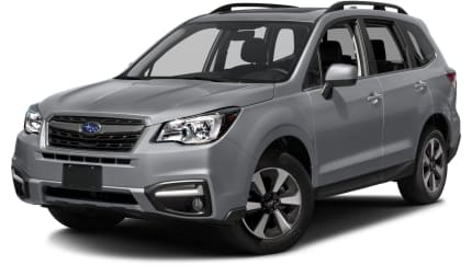 2018 Subaru Forester - 4dr All-wheel Drive (2.5i Limited)