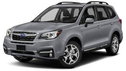 2018 Subaru Forester - 4dr All-wheel Drive (2.5i Touring)