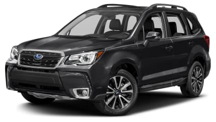 2018 Subaru Forester - 4dr All-wheel Drive (2.0XT Touring)