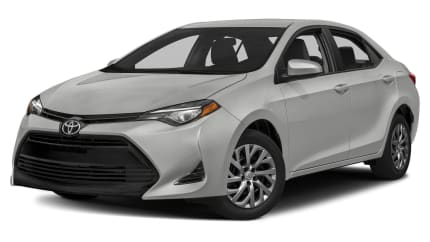 2018 Toyota Corolla - 4dr Sedan (LE ECO w/Package 1)